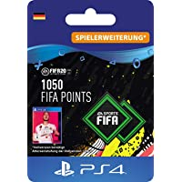 FIFA 20 Ultimate Team - 1050 FIFA Points DLC - PS4 Download Code - deutsches Konto