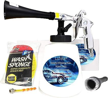 Haute pression voiture à laver Pistolet air Pulse Nettoyant Intérieur Extérieur