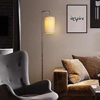 A Eisen Antikes Wohnzimmer Studie Schlafzimmer, Um Die Alte Retro Industriellen  Stil Stehleuchte Zu Tun