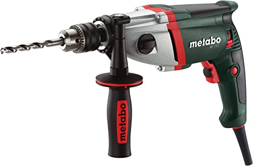 Metabo BE 751 0-1,000 0-3,000 RPM 6.5 AMP 1 2-Inch 2 Speed Drill