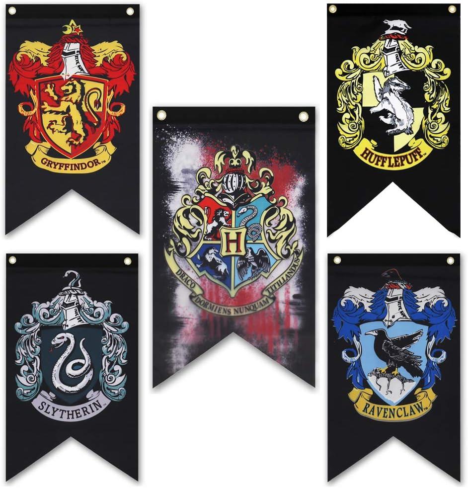 Harry Potter Hogwarts House Banner - 38