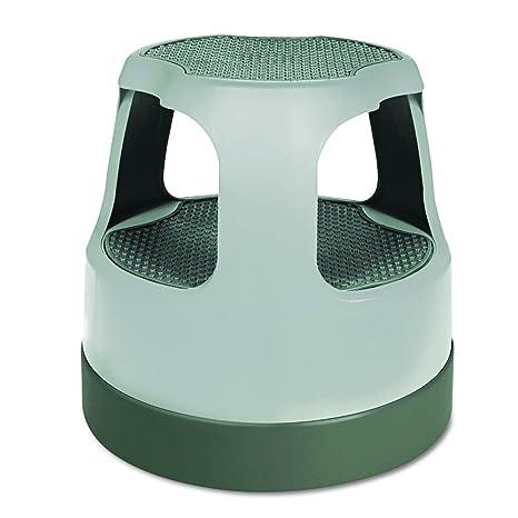 Awesome Cramer Taskit 50011Pk 82 Scooter Stool Rolling Step Stool Grey Customarchery Wood Chair Design Ideas Customarcherynet