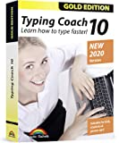 Typing Coach 10 - typing lessons for kids, students and adults - learn how to type faster - computer software for…