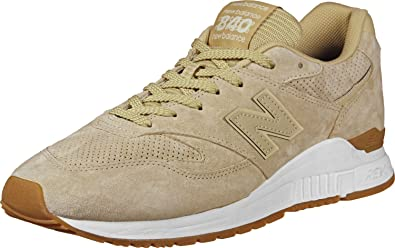 02529cd8564b New Balance 840 Herren Sneaker Beige  Amazon.de  Sport   Freizeit