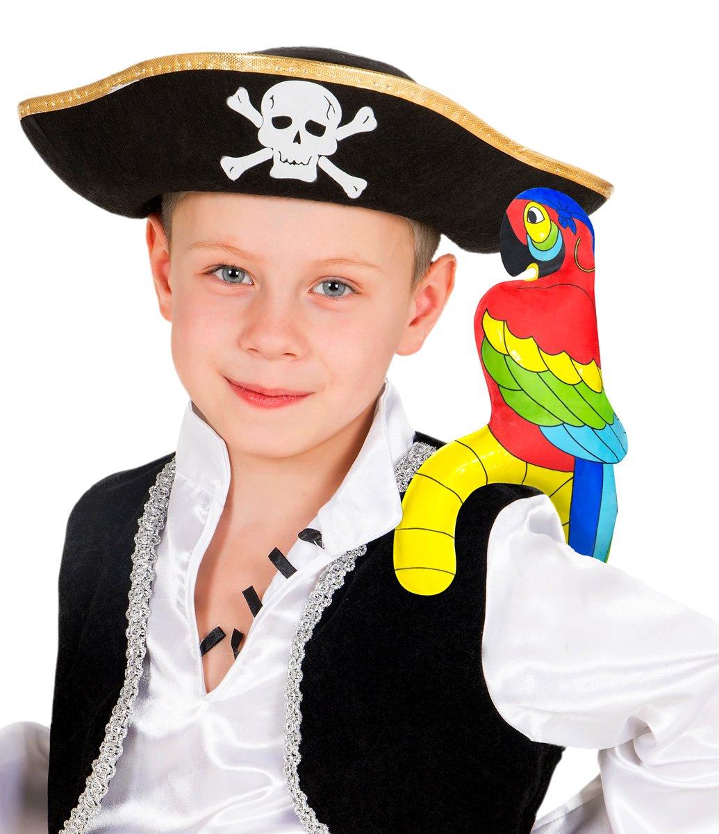 Folat Inflable Loro Pirata