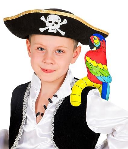 Folat Inflable Loro Pirata: Amazon.es: Juguetes y juegos