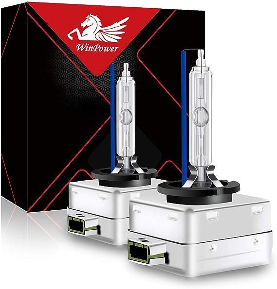 Winpower D3s 35w Bi Xenon Brenner Birne 12v 24v Autolight Entladungslampe Hid Kit 8000k Cool Blue Licht Extreme Vision 2 Lampen Auto