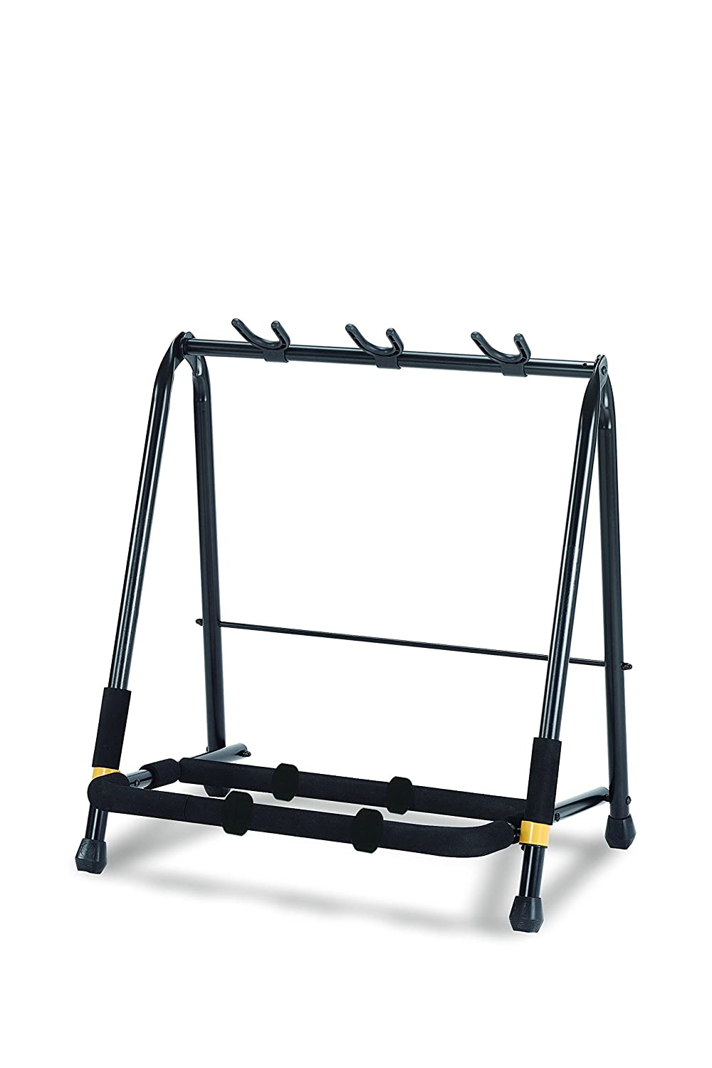 Hercules Stands GS523B Three-Instrument Guitar Rack