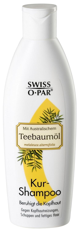 Haarpflege mit teebaumol