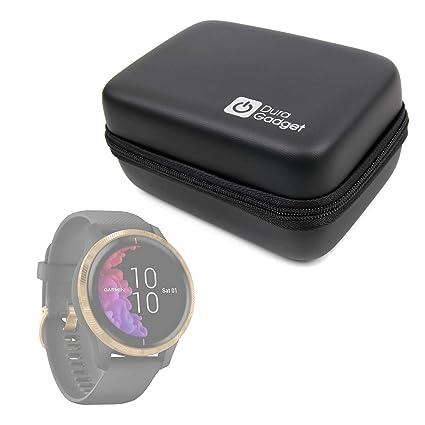 DURAGADGET Funda Rígida Compatible con Smartwatch Garmin Venu ...