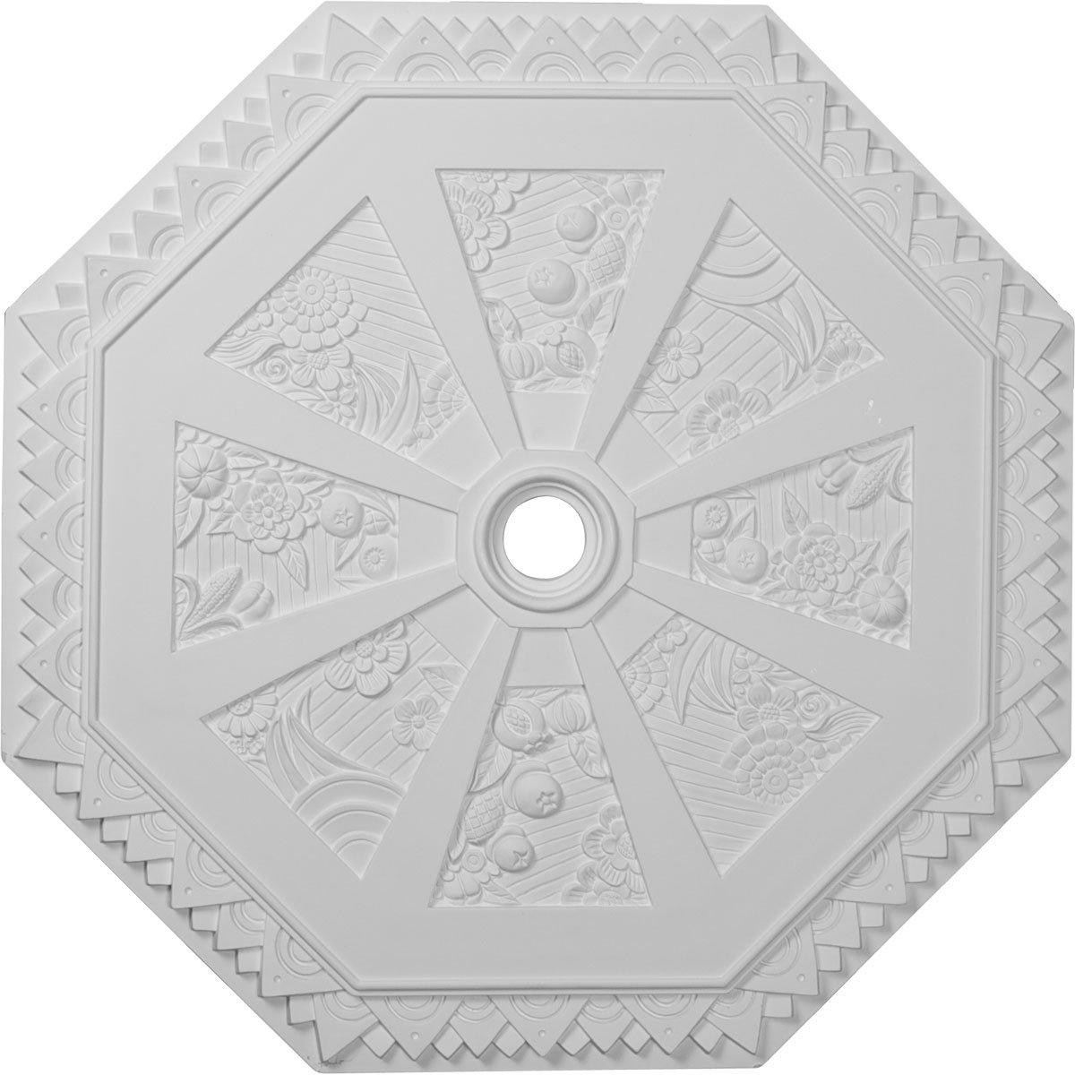 Ekena Millwork CM30SP Ceiling Medalion, Primed