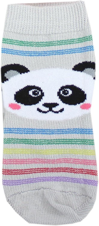 TupTam Baby Children Ankle Socks with Motifs 6 Pairs