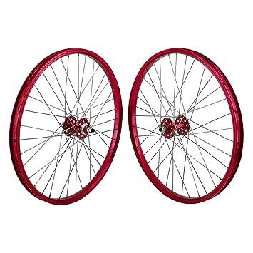 SE Bikes Whl Pr 24X1.75 507X24 Se Racing Bu 36 Se Racing 1S Fw Seal 3//8 Bu 110Mm