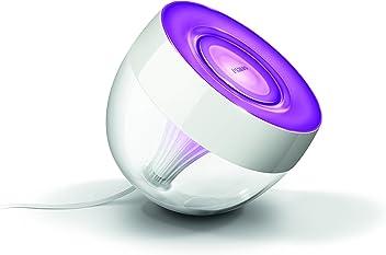 Philips Hue Lampe Connectée Living Colors Iris Hue Lumière Pilotable Via Smartphone