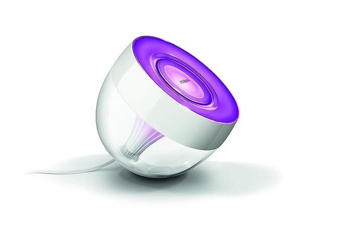 Colors Fonctionne Avec Alexa Connectée Living Iris Lampe Philips Hue eWHDE2Y9I