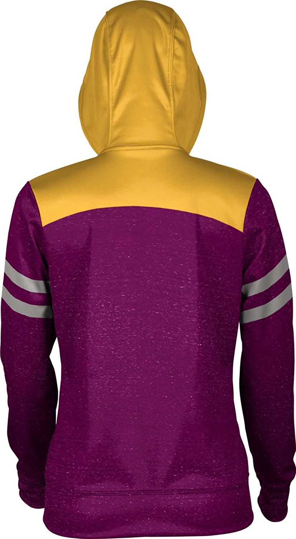 ProSphere Brooklyn College Girls Zipper Hoodie School Spirit Sweatshirt Gameday
