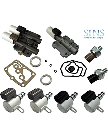Honda Odyssey Pilot Acura TL CL MDX Transmission Solenoid Pressure Switch Kit 28250-P6H-