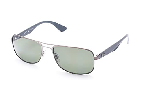Amazon.com: Ray-Ban RB3254 Gafas de sol, 57 mm: Shoes