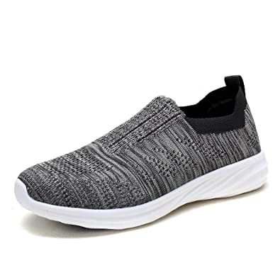62dce5c47e42 DREAM PAIRS Women s 171114-W Grey Running Shoes Comfort Sneakers Size 5 ...