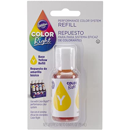 Wilton Color Right Food Color System Refill 7oz Blue