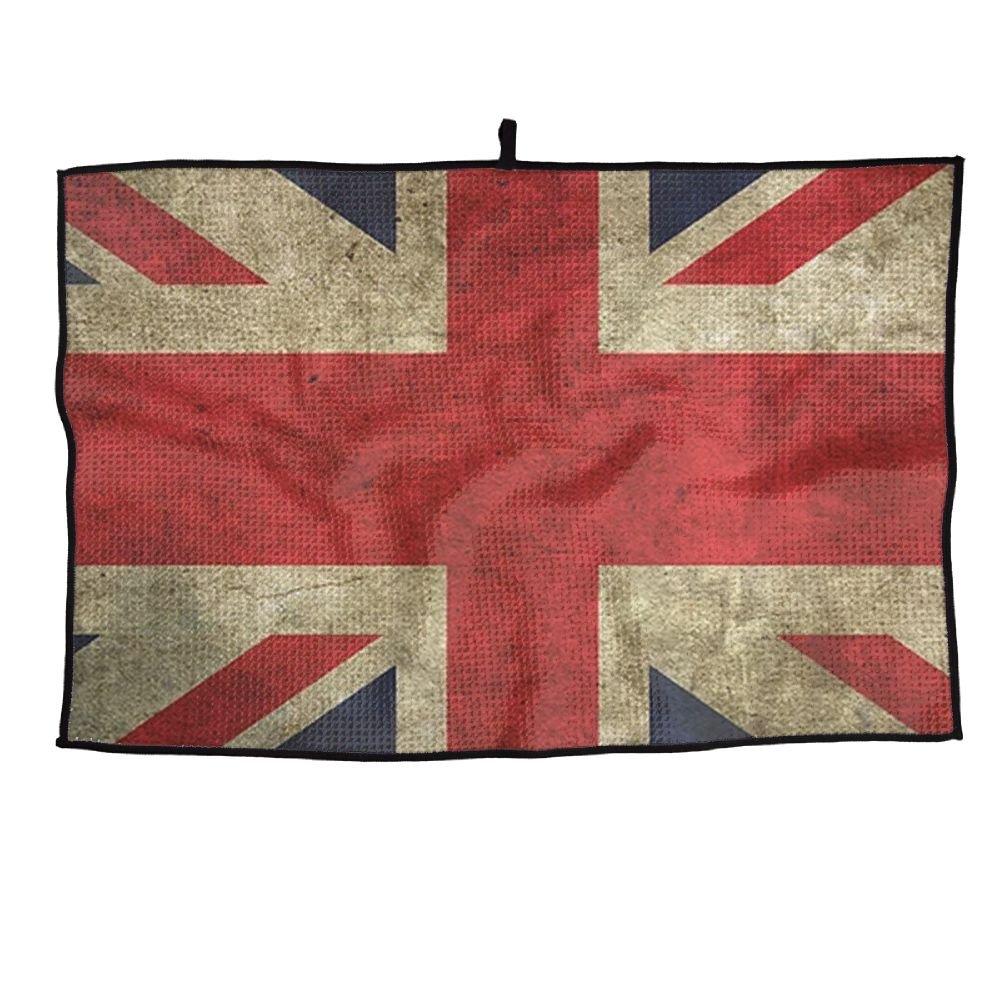 【開店記念セール!】 ゲームLifeイギリス国旗Personalizedゴルフタオルマイクロファイバースポーツタオル B07FC9PR4C B07FC9PR4C, 着物レンタル365:3ff8ce66 --- a0267596.xsph.ru