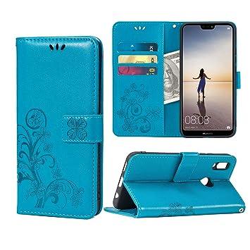 OFU® Funda Piel para XiaoMi RedMi Note 6 Pro Smartphone Case ...
