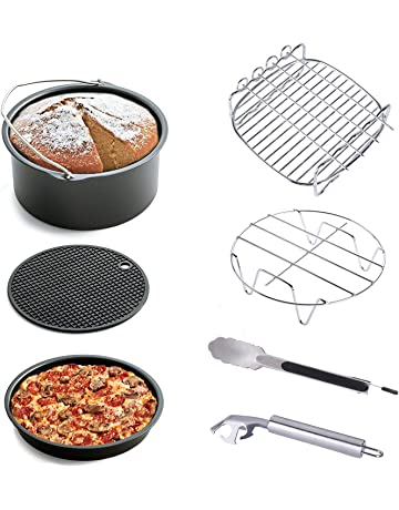 Air Fryer Accessories 7pcs for Gowise Phillips and Cozyna, fit all 3.7QT 5.3QT