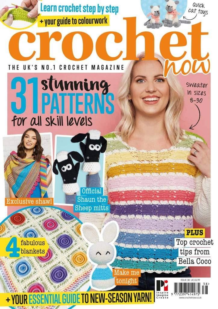 Amazon Crochet Now Magazine Kindle Store