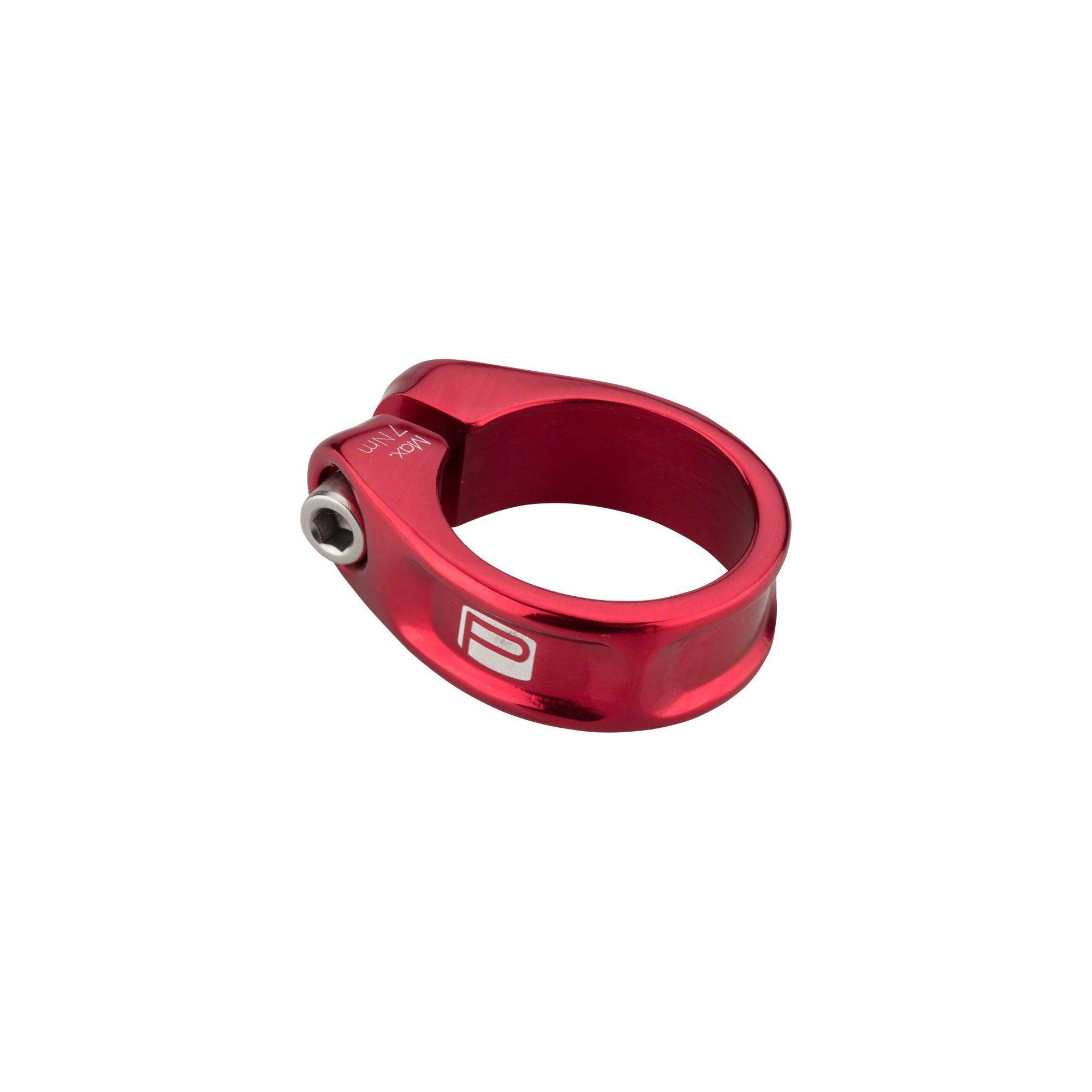Cycle Group PX-SC130F318-RD Promax FC-1 Fixed Seatpost Clamp, Red by Cycle Group