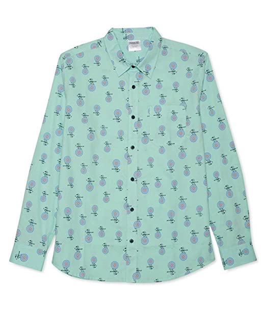 12c433844 Image Unavailable. Image not available for. Color: Jem Men's Peanuts Snoopy  Shirt ...