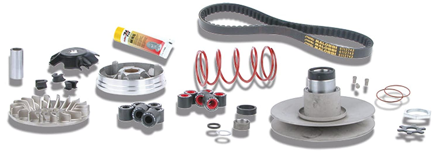 Amazon.com: Malossi 6112811 - M6112811 MHR Over Range Transmission Kit for the Yamaha Zuma 50cc Scooter: Automotive
