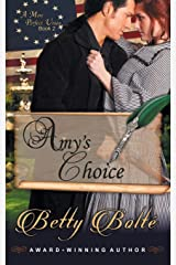 Amy's Choice (A More Perfect Union Series, Book 2) Paperback