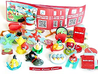 Kinder Überraschung, Set Angry Birds Figure dal Bambini Gioia Uovo - Sommerei