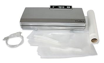 Foodsaver v2040 macchina sigillatrice per sottovuoto for Amazon macchina sottovuoto