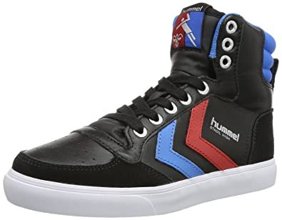 2f2ab06f20f Hummel Stadil, Unisex Adults' Hi-Top Sneakers: Amazon.co.uk: Shoes ...