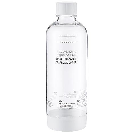 LEVIVO 331400000364 - Botella de Soda para máquina para Hacer Soda con alojamiento de Rosca,