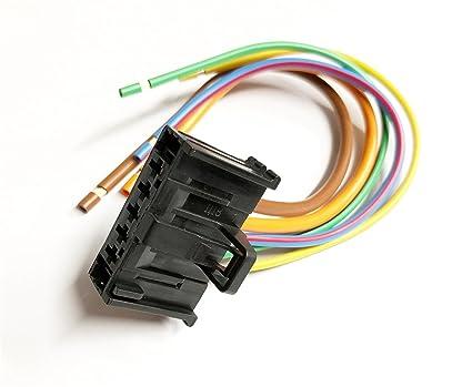 vauxhall opel adam corsa d e heater resistor wiring harness connector loom