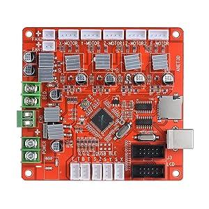 KKmoon Anet A1284-Base Control Board Mother Board Mainboard DIY Self Assembly 3D Desktop Printer RepRap Prusa i3 Kit