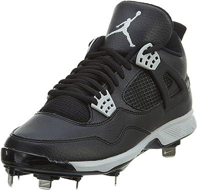 Amazon Com Nike Air Jordan Iv Retro Metal Mens Baseball Shoes 807710 Basketball
