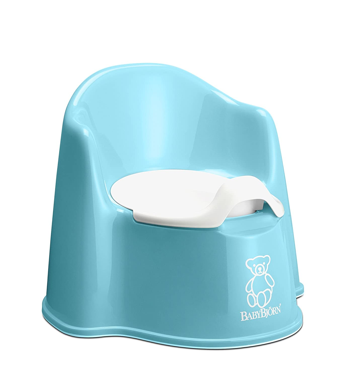 BABYBJORN Potty Chair – Turquoise
