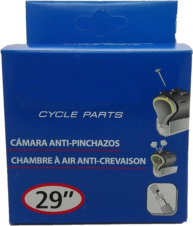 Camara de Aire Antipinchazos con Gel Rueda Bicicleta Mtb 29\
