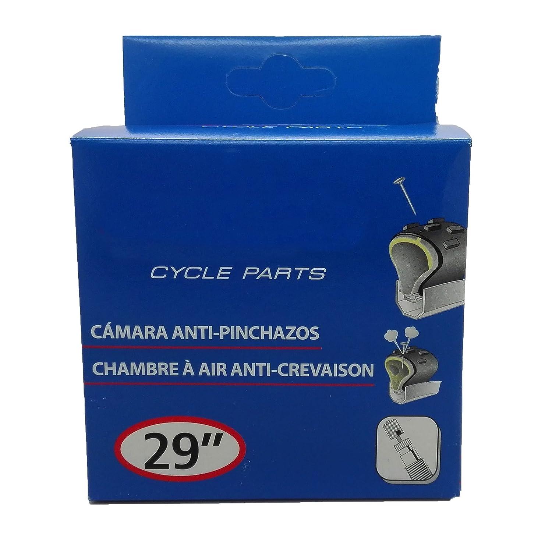 Camara de Aire Antipinchazos con Gel Rueda Bicicleta MTB 29