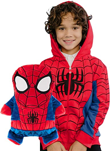 SPIDERMAN KIDS JACKET  NEW DESIGN