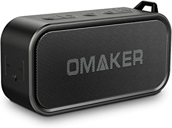 Omaker M6 Portable Bluetooth Speakers for Outdoor