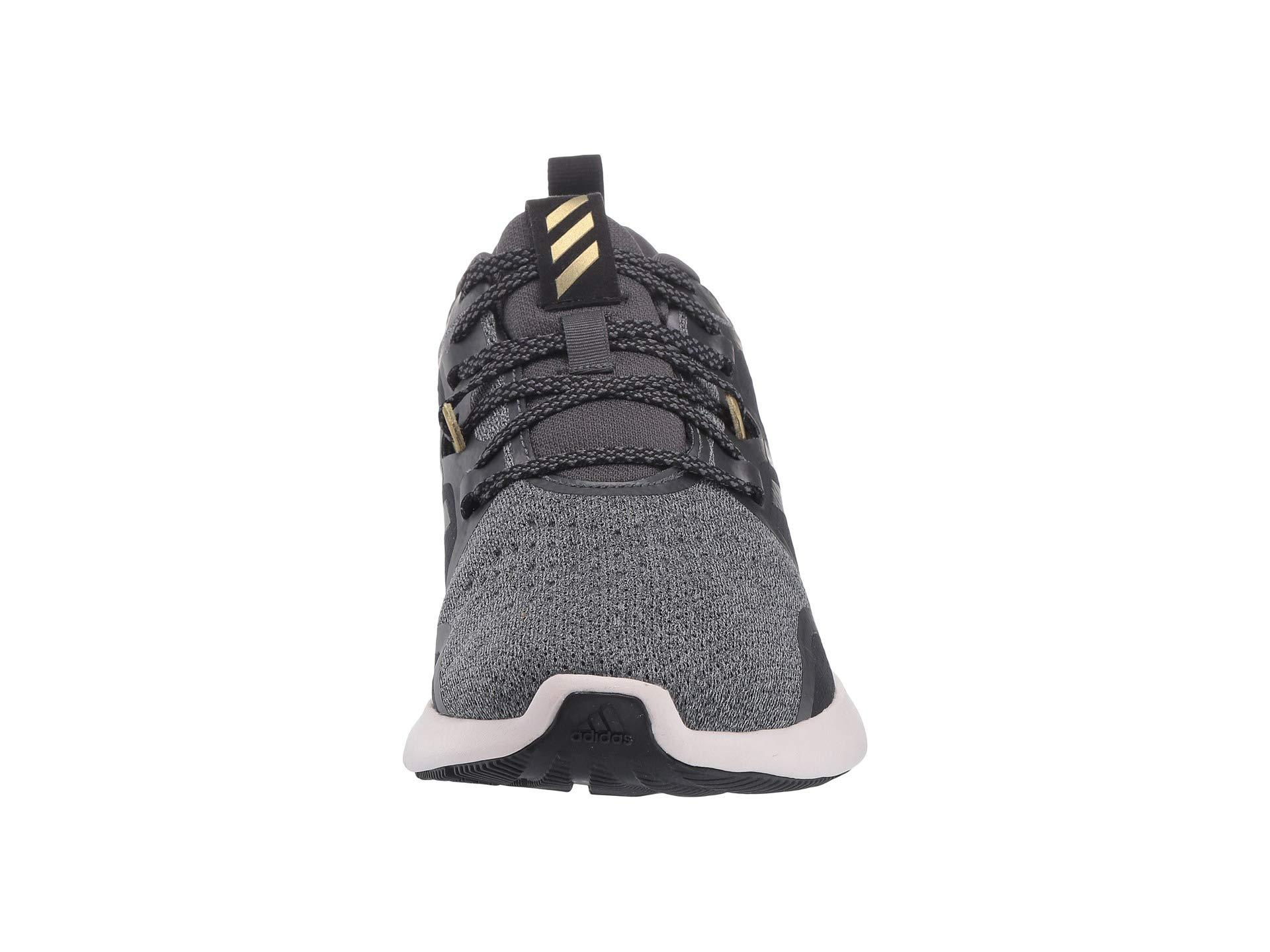 adidas Running Women's Edgebounce Core Black/Core Black 5 B US by adidas (Image #5)
