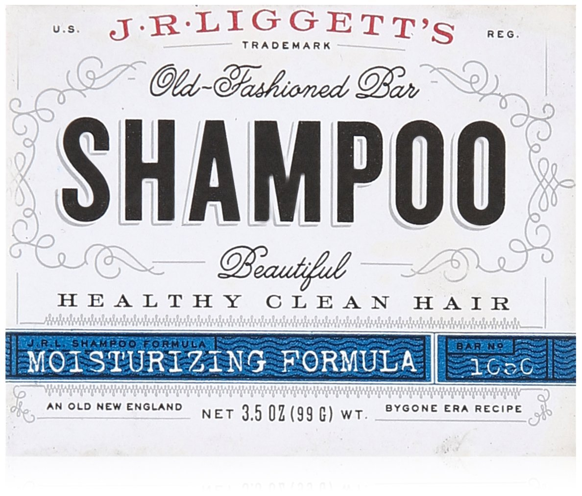 Amazon.com : J.R. Liggett Bar Shampoo, Original Formula, 3.5 Ounce ...