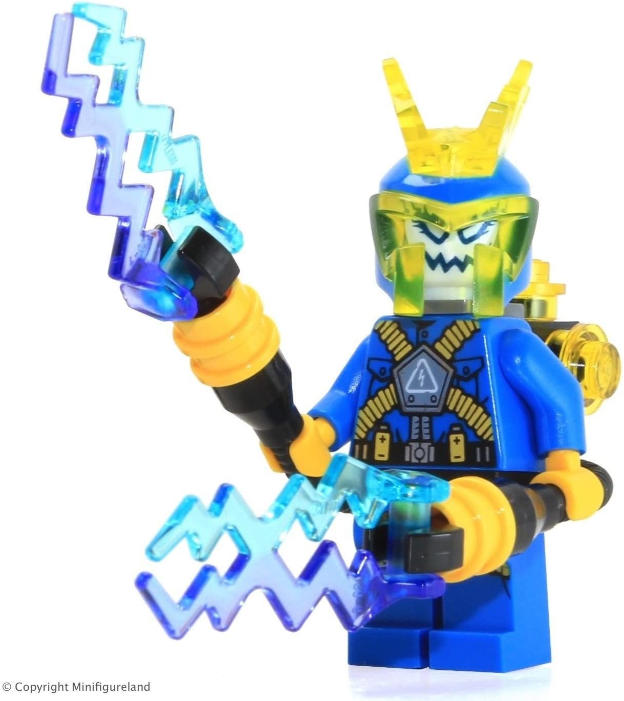 LEGO Ultra Agents MiniFigure - Electrolyzer (From Set 70173)