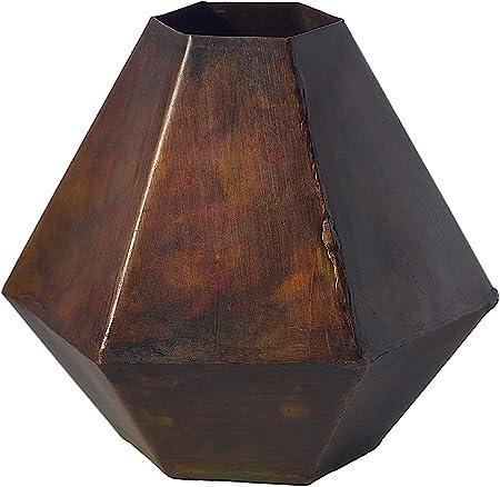 Amazon.com: A.D. - Macetero de cobre, diseño vintage de ...