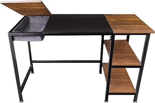 Becko US Computer Desk Home Office Desk