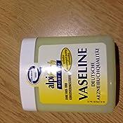 Vaseline Original Petroleum Jelly 250 Ml Amazon Co Uk